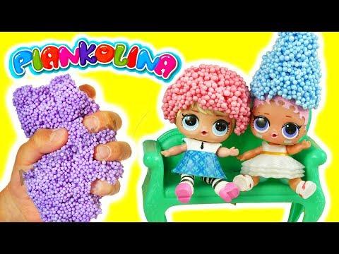 Lol Surprise • Modne Fryzury & Piankolina • Bajki Dla Dzieci