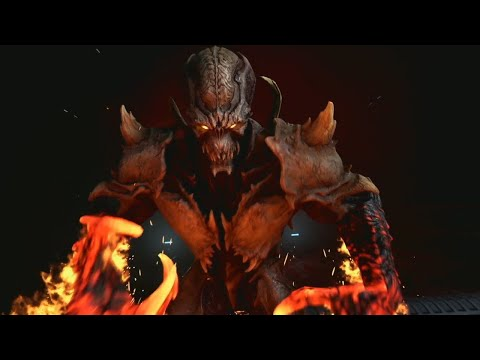 Doom: Eternal - Phobos Gameplay - QuakeCon 2018