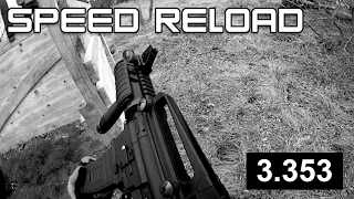 Magfed Paintball - Speed Reload