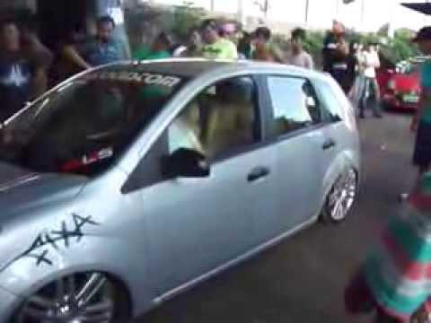O Fiesta  mais  baixo  do Brasil !! Na medição no campeonato de Rebaixado em N