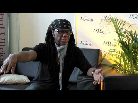 Songwriter and Hit Producer Nile Rodgers