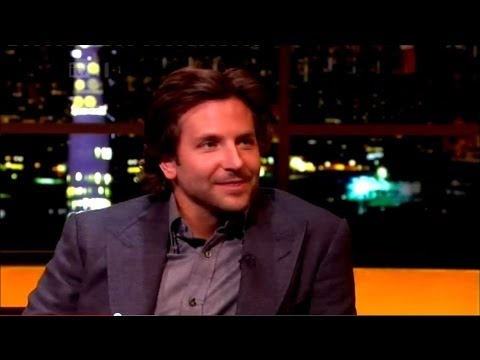 """Bradley Cooper"" The Jonathan Ross Show Series 3 Ep 10 20 October 2012 Part 2/5"