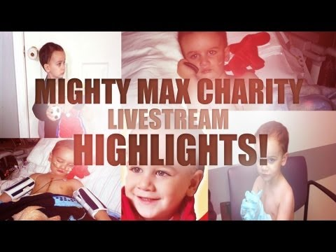 Mighty Max Charity Stream Highlights!