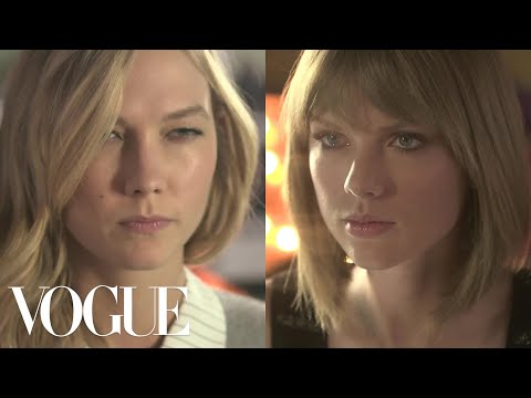 Taylor Swift and Karlie Kloss Take a Friendship Test | Vogue