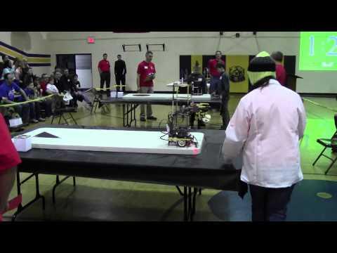 Robofest 2013 Qualifier at Bethany Christian School in Troy, Michigan