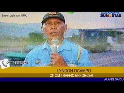 Radio commentator nga nang-insulto og traffic enforcer posibleng kasohan