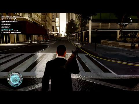 GTA 4 HD - Mod gráficos PESADOS - (CryEnb10 + TXAA + LAG, lol) ¡Análisis + link descarga!