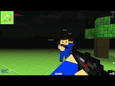 BLOCKADE 3D z Gilathissem # 01 - Darmowy Minecraft FPS z różnymi trybami na Steam :)