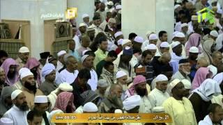 صلاة الفجر :: الأحد 21-3-1436 :: د. صالح بن حميد