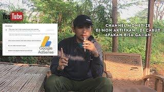 Apakah Channel Dismon Monetize di Cabut Bisa Gajian ( VLOG )