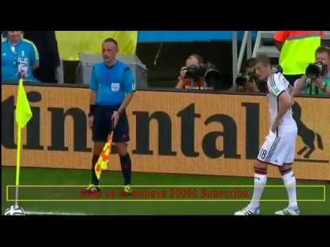 Germany vs Portugal 4-0 Highlights (FIFA World Cup) 2014