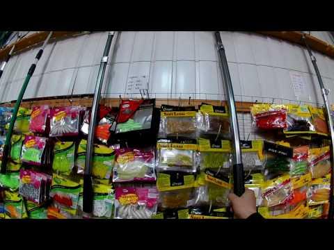 Оптовый рыболовный рынок 2