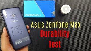 [हिंदी] Asus Zenfone Max M1Durability (SCRATCH, WATER, BEND, DROP) Test !