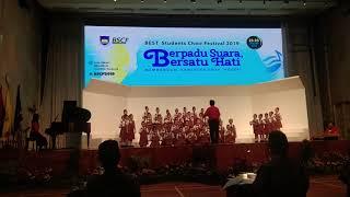 Cublak Cublak Suweng Penabur - Best Student Choir Festival 2019