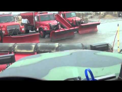 for sale extreme snowplow 6x6 frightliner snow plow / salter truck