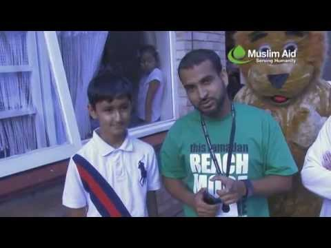 On 5th August 2011, 10 year old Naeem Uddin from East London entered a competition that Muslim Aid held during their live radio appeal for the drought affect...
