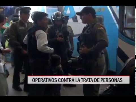 14/10/2014 - 13:04 OPERATIVOS CONTRA LA TRATA DE PERSONAS