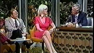 Johnny Carson interviews Carol Wayne - 1973