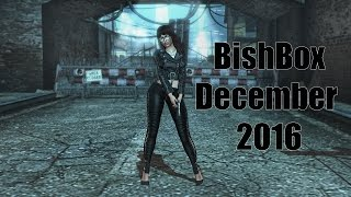 BishBox - December 2016 - Unboxing Video - Second Life Subscription Box