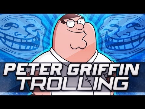 Peter Griffin Trolls On Xbox Live video