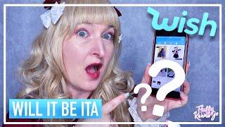 Buying Lolita on Wish Challenge [Part 1]