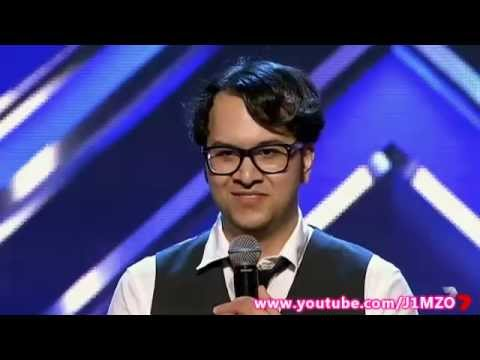 Jonathan Christian (JC) La Fontaine - The X Factor Australia 2014 - AUDITION [FULL]