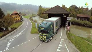 Scania. The success story - Die Erfolgsgeschichte.