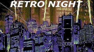 Retro Future Night