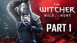 The Witcher 3: Wild Hunt Walkthrough Part 1 - Intro & Prologue (PS4 Let's Play Gameplay Commentary)