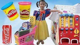 Trò Chơi Cửa Hàng Tự Động ❤ AnAn ToysReview TV ❤