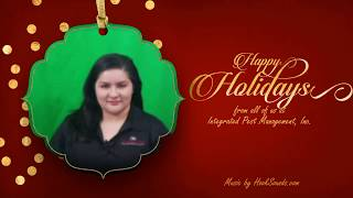 IPMI - 12 Days of Christmas Holiday Memories & Traditions
