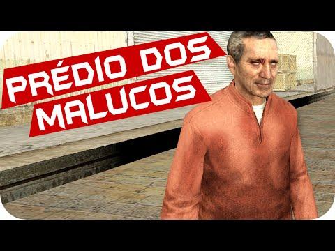 Garry's Mod: Hide And Seek - Prédio dos Malucos