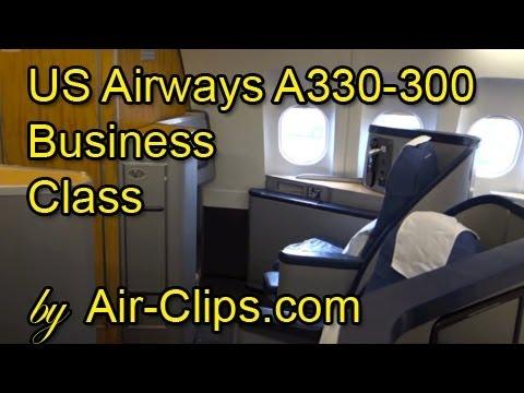 Usair A330 Business Class A330 Business Class