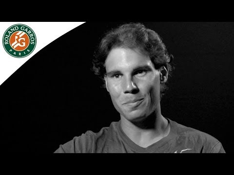 My Roland Garros . Favourite place by Rafael Nadal
