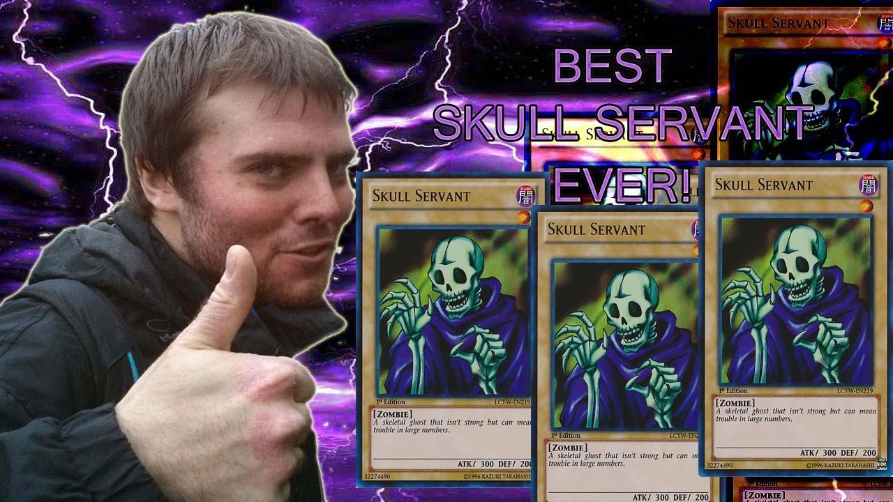 Yugioh Skull Servant Deck Best Skull Servant Deck Ever
