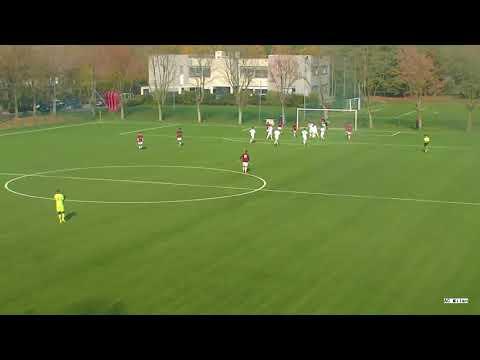 U16: Baník - AC Milan 3:1 (sestřih gólů)