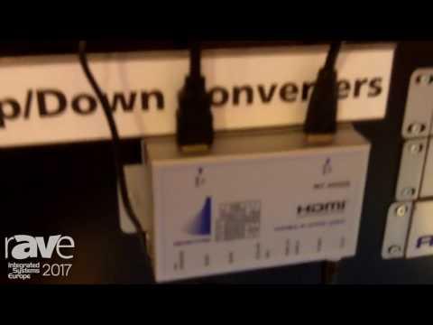 ISE 2017: Apantac Shows Off HDMI 2.0 Matrix
