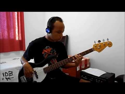 Bob Marley - Three Little Birds (Bass Cover)