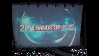 120310 2PM Opening @HONG KONG HANDS UP CONCERT [FANCAM]