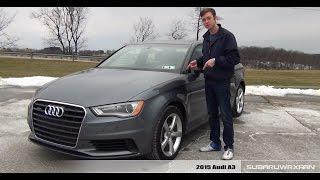 Review: 2015 Audi A3 2.0T