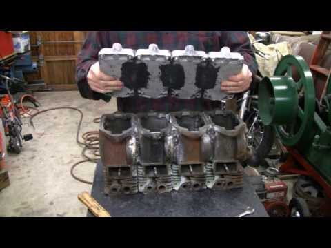 HOMEMADE 4 CYLINDER BRIGGS PROJECT (part 6)