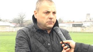 Gabriel Vladulescu - presedintele Sporting Rosiori