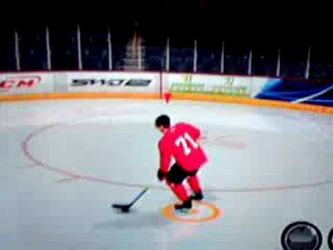 The Pavel Datsuyk NHL08