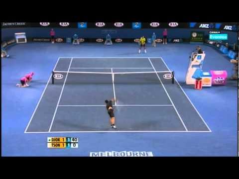 Tsonga Vs Djokovic AO 2010.wmv