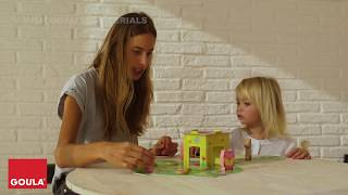 GOULA Wooden Toys, Puzzles and Games
