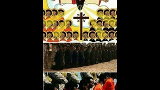 Sermon by Aba Woldetensae - a tribute to the Libya martyrs