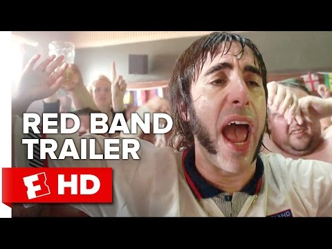 The Brothers Grimsby Red Band TRAILER 2 (2015) - Isla Fisher, Penélope Cruz Movie HD
