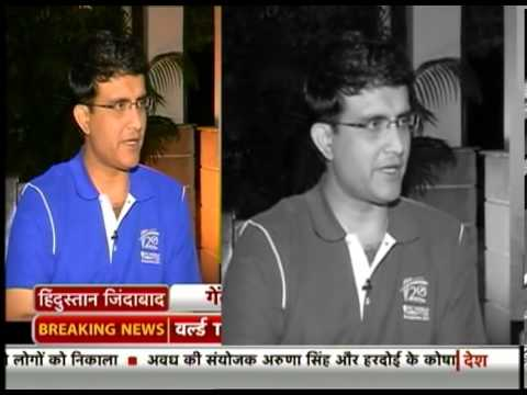 My gut told me that India would win: Sourav Ganguly