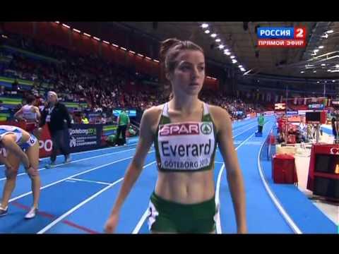800м забеги (женщины) - Чемпионат Европы Гетеборг