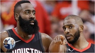 Who's to blame for the Houston Rockets' CP3-Harden problem? | Jalen & Jacoby